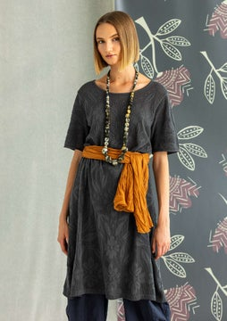 Desert knitted dress ash grey