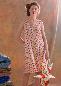 Nattljus nightgown cerise