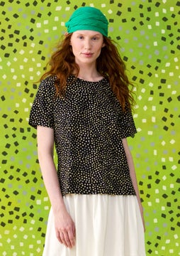 Confetti t-shirt black/patterned