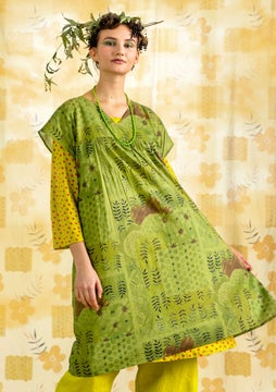 Turmeric dress guava