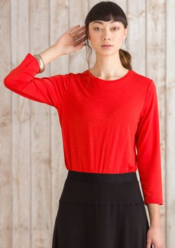 Pytte top lava red