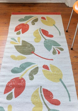 Tapis de couloir Botanica sea green