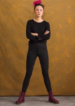 Leggings Pytte black/patterned