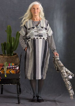 Antigua dress grey