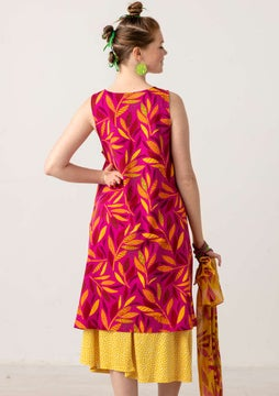 Gudrunista dress hibiscus
