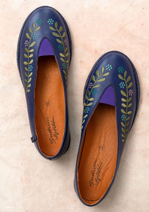 Schuhe Lily violet