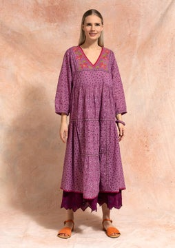 Melodie dress heather
