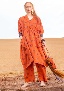 Robe Thar burnt orange