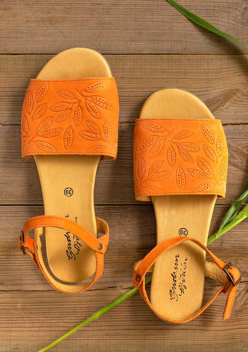 """Savanna"" nubuck sandals rowan"