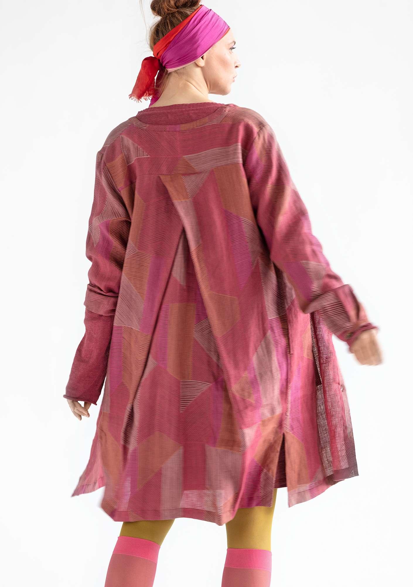 d879e2cf413c Skjortklänning Octo i lyocell/lin | Gudrun Sjödén