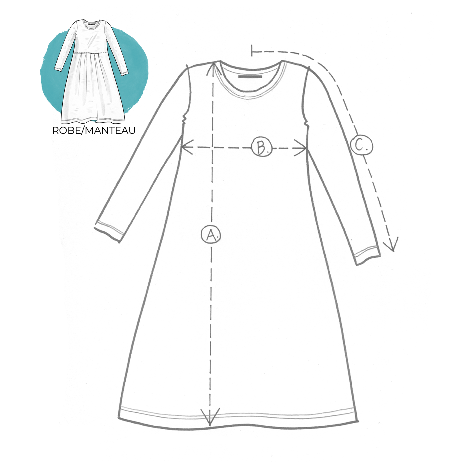 measurment guide_icon_illustration_Dres_Coat_FR.png