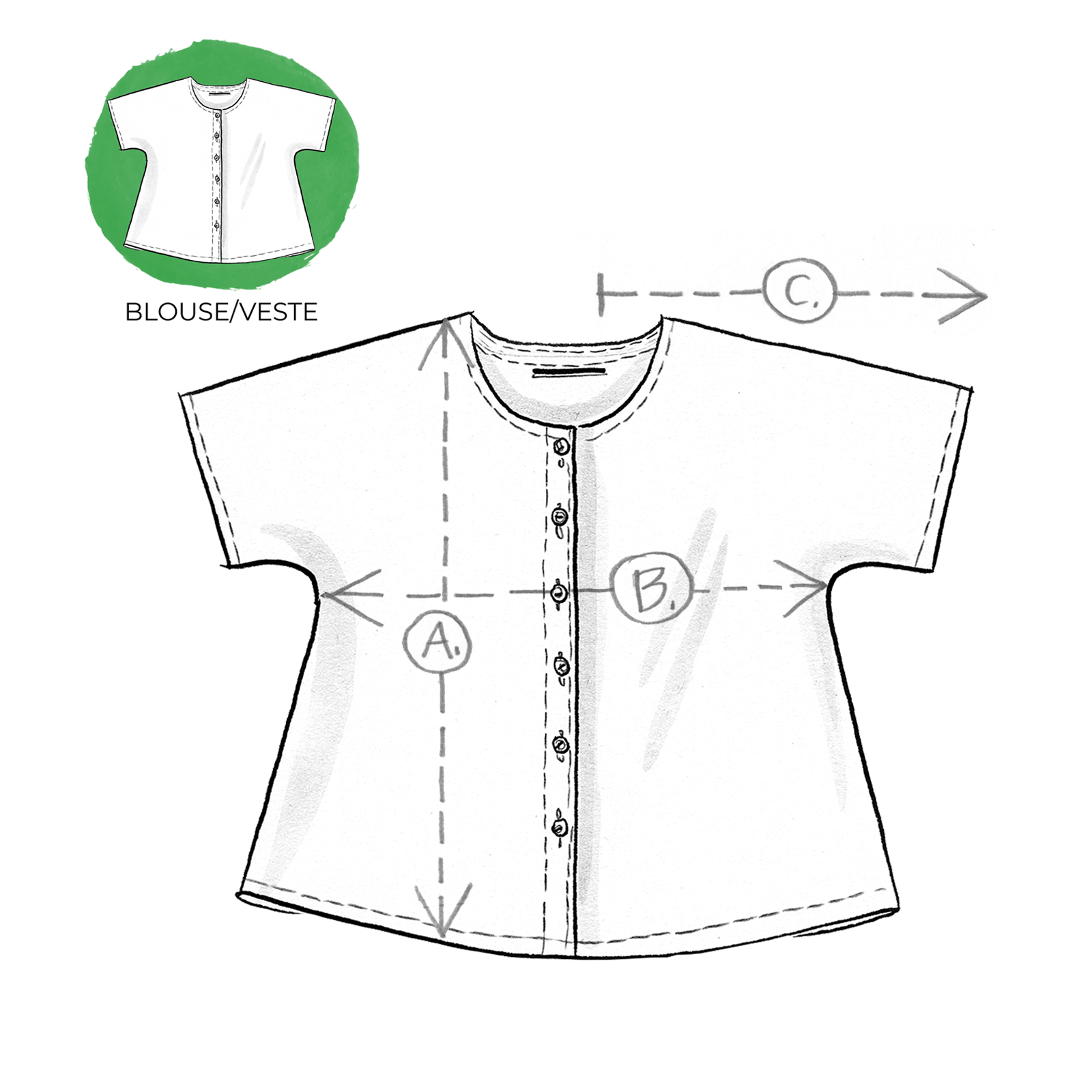 measurment guide_icon_illustration_Blouse Jacket_FR.png