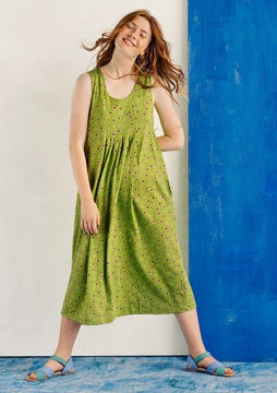 Himmel dress kiwi/patterned