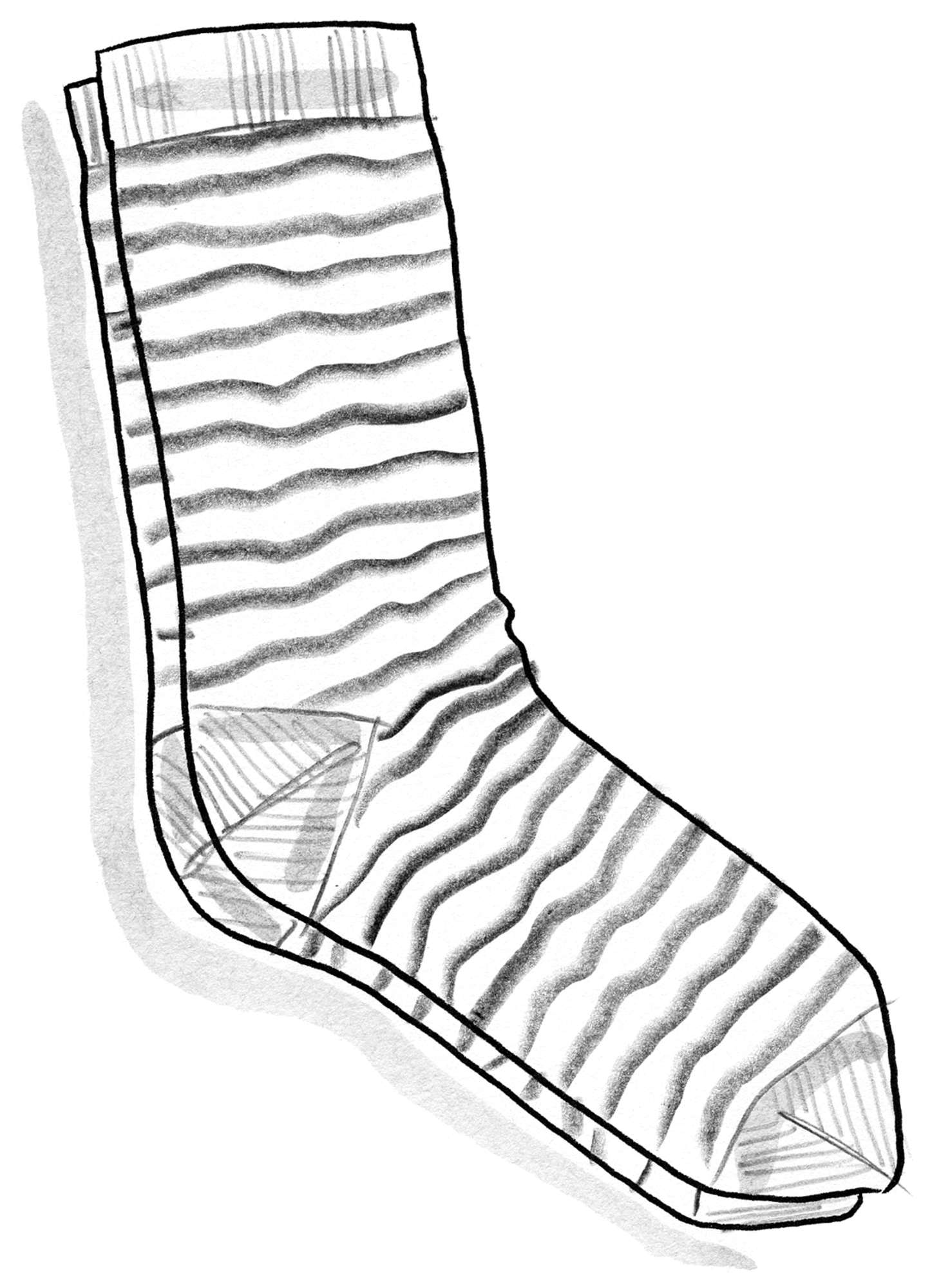 """Krusa"" organic cotton socks"