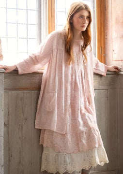Blouse Elisabeth Pale powder pink