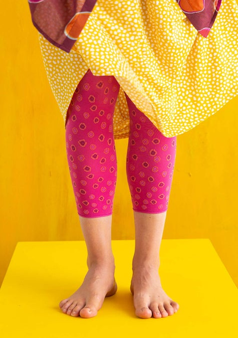 Leggings Himmel hibiscus