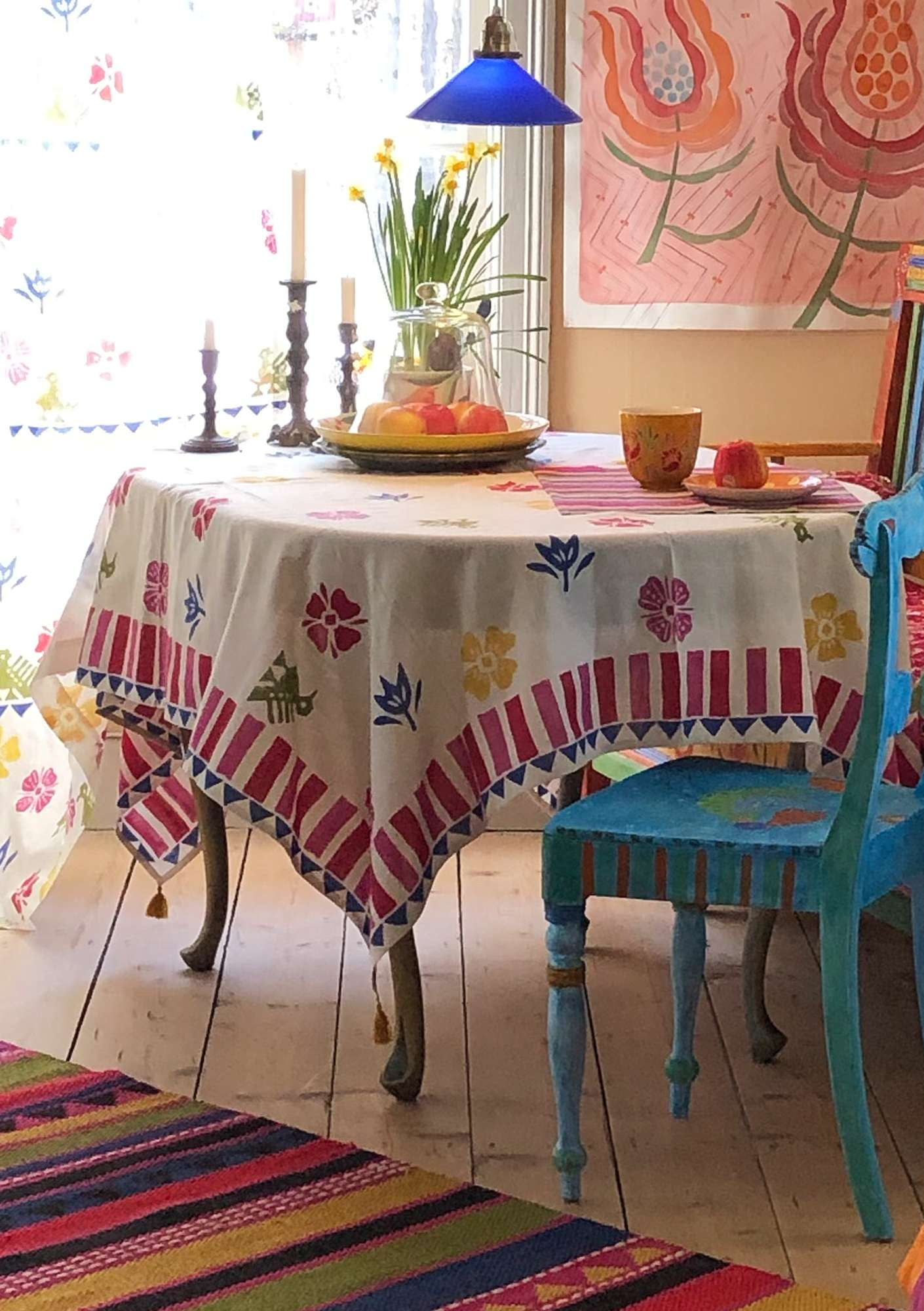 Nappe Paloma multicoloured