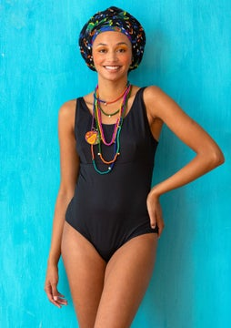Botswana swimsuit black