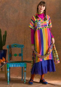 Antigua dress multicoloured
