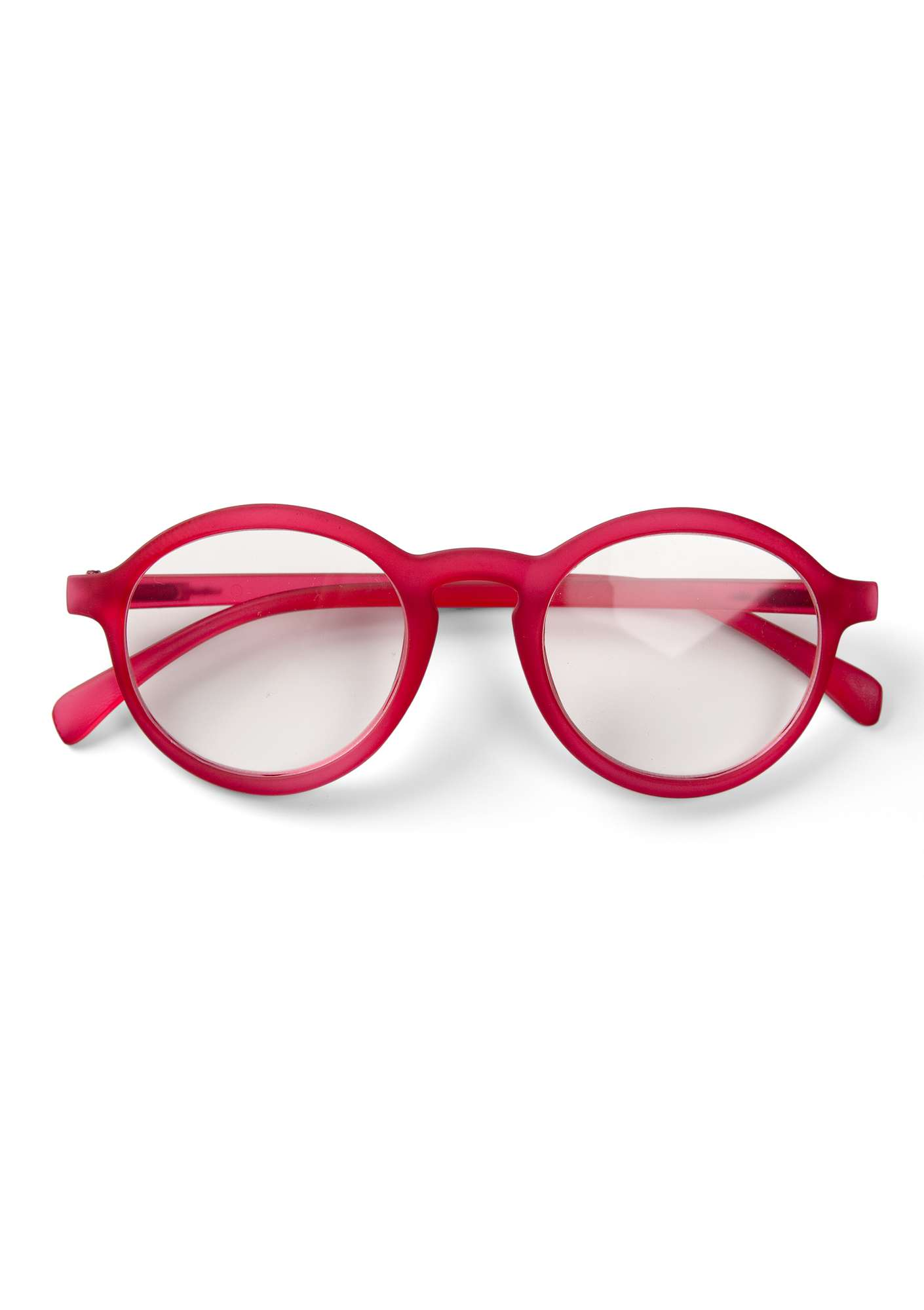 """Gudrun"" reading glasses hibiscus"