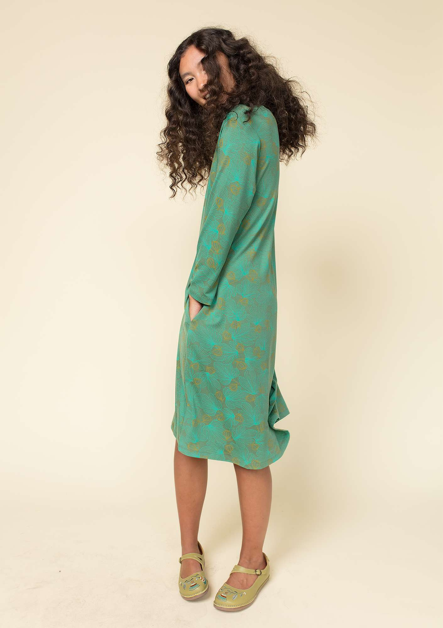 Mekko Fig sea green