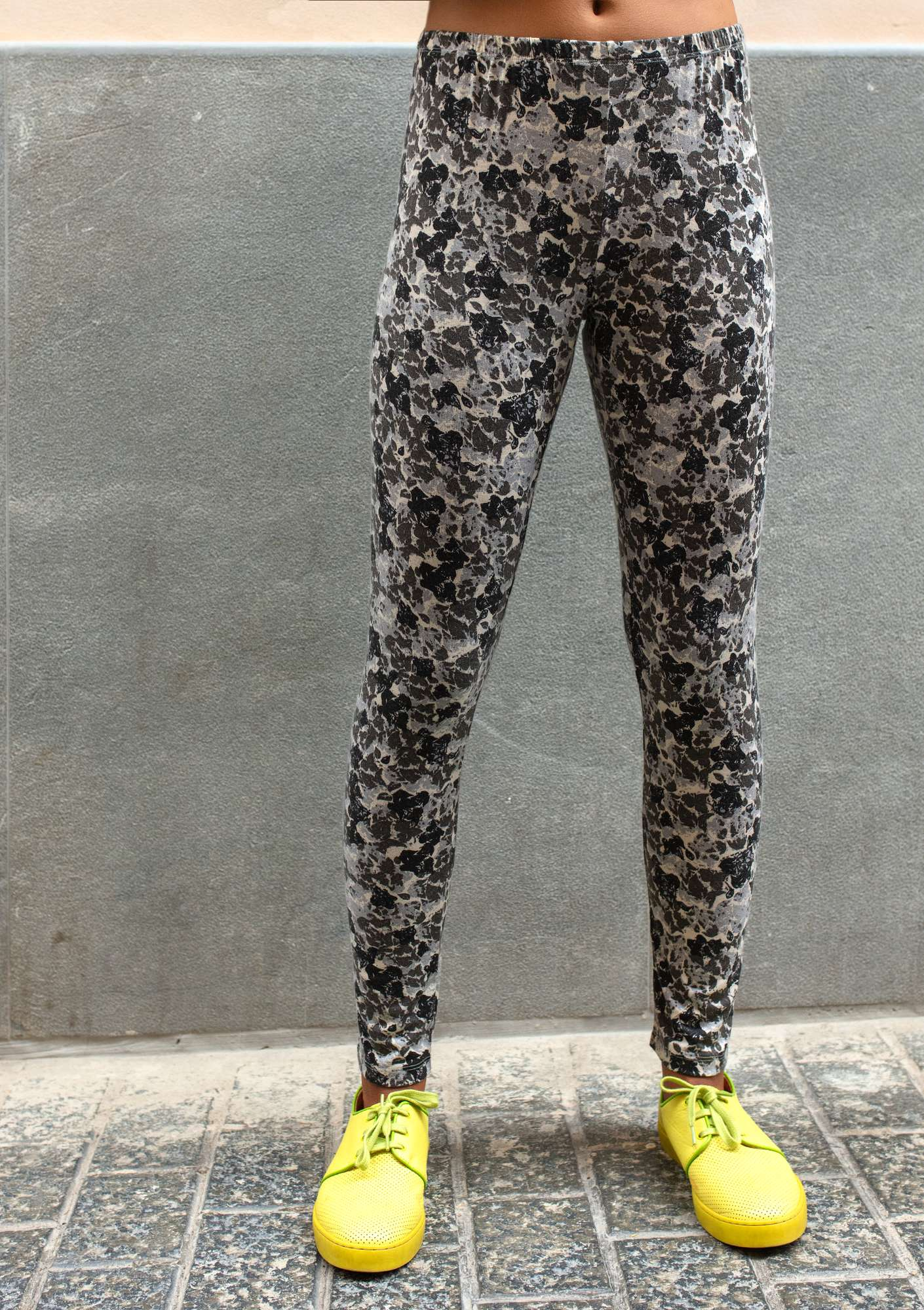 Leggings Cypern black