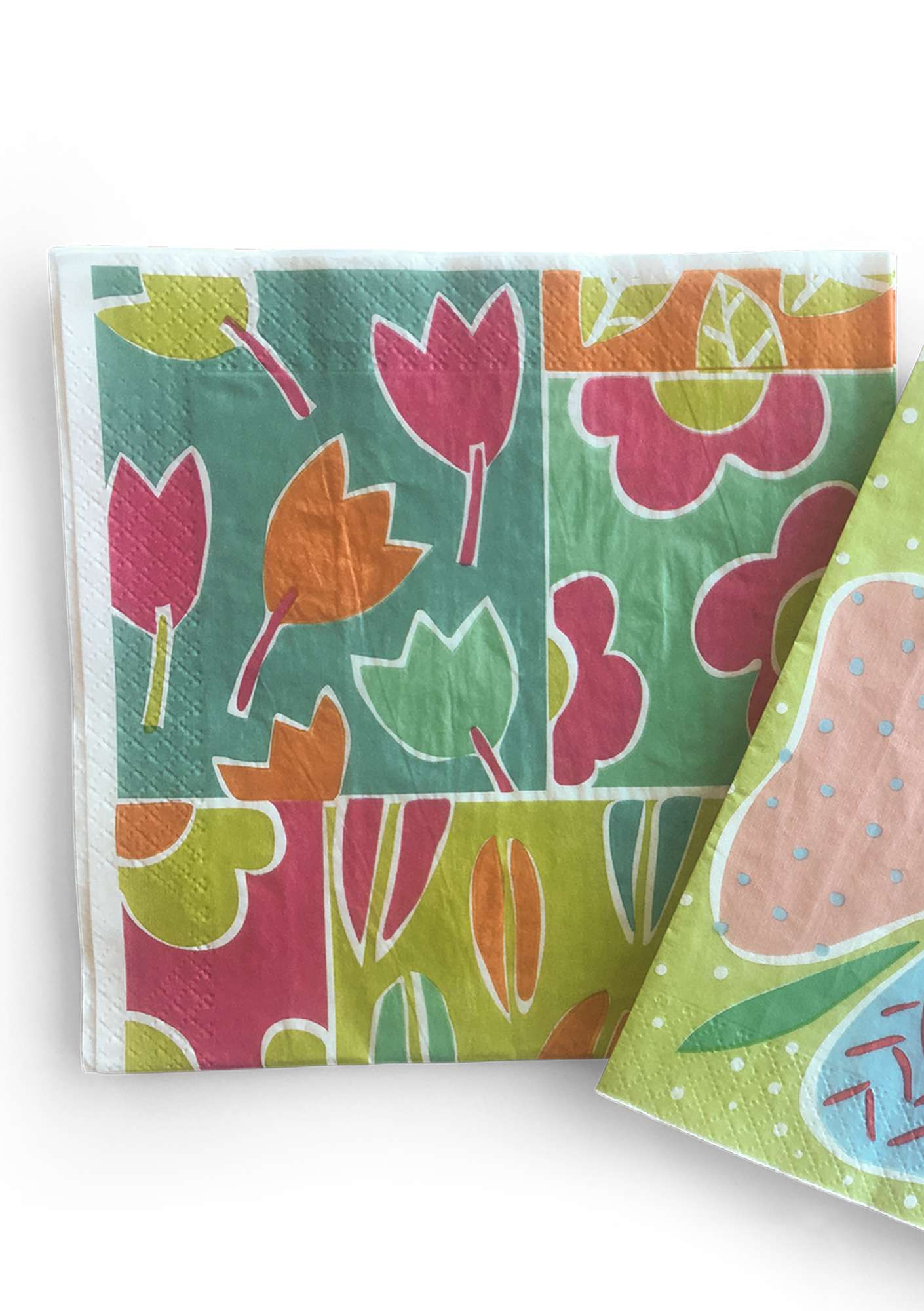 """Gudrun"" paper napkins multicoloured"
