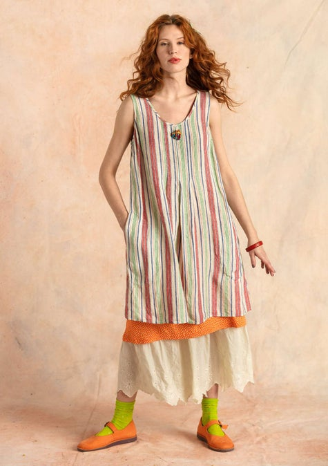 Bolster dress multicoloured