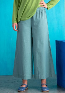 Textured weave trousers artemisia
