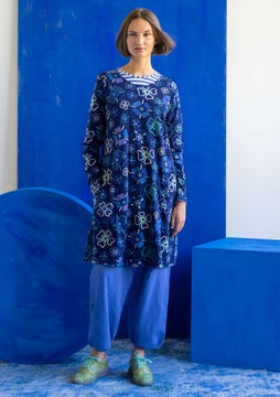 Tunika Joni midnight blue/patterned