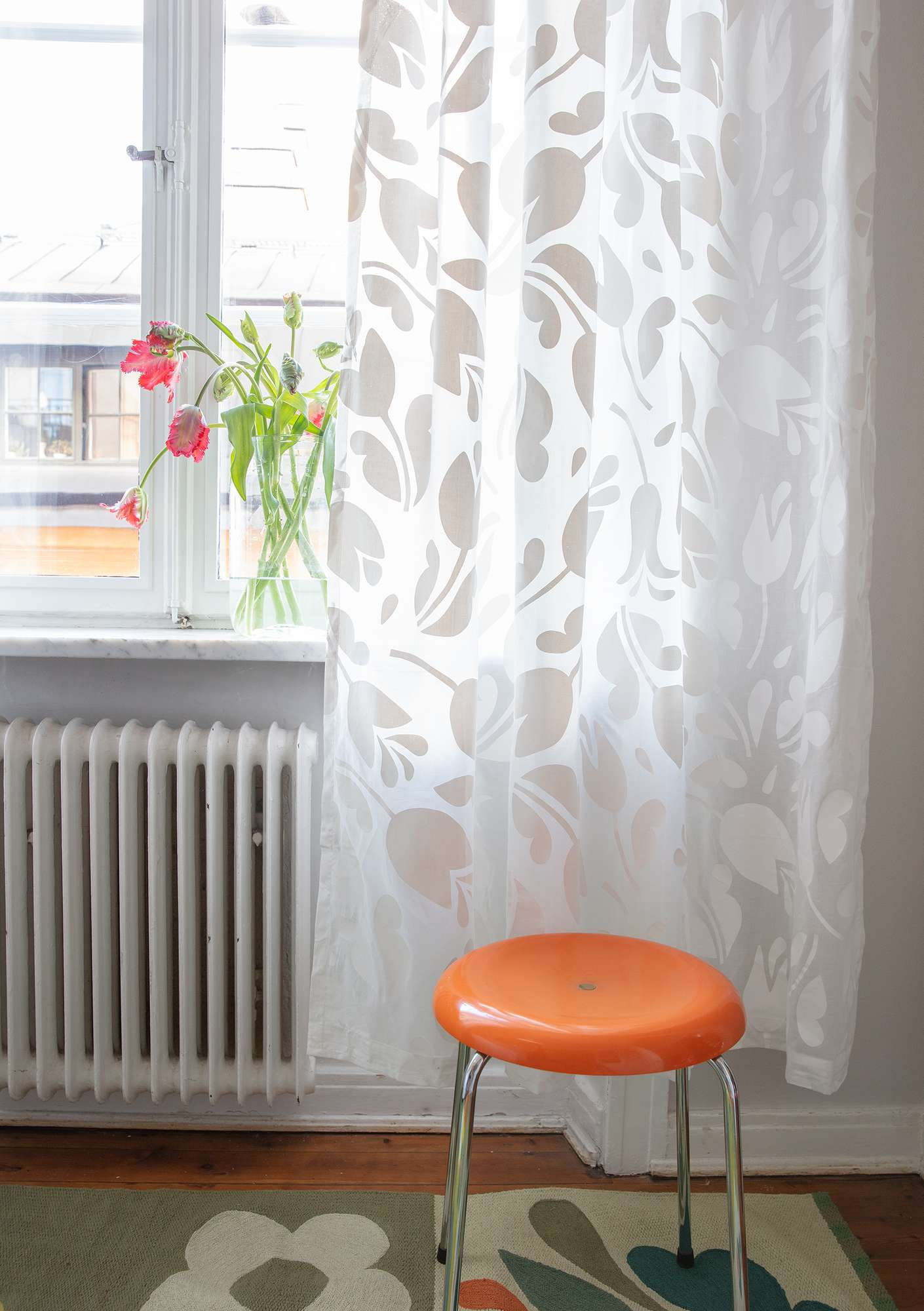 Botanica curtain light ecru