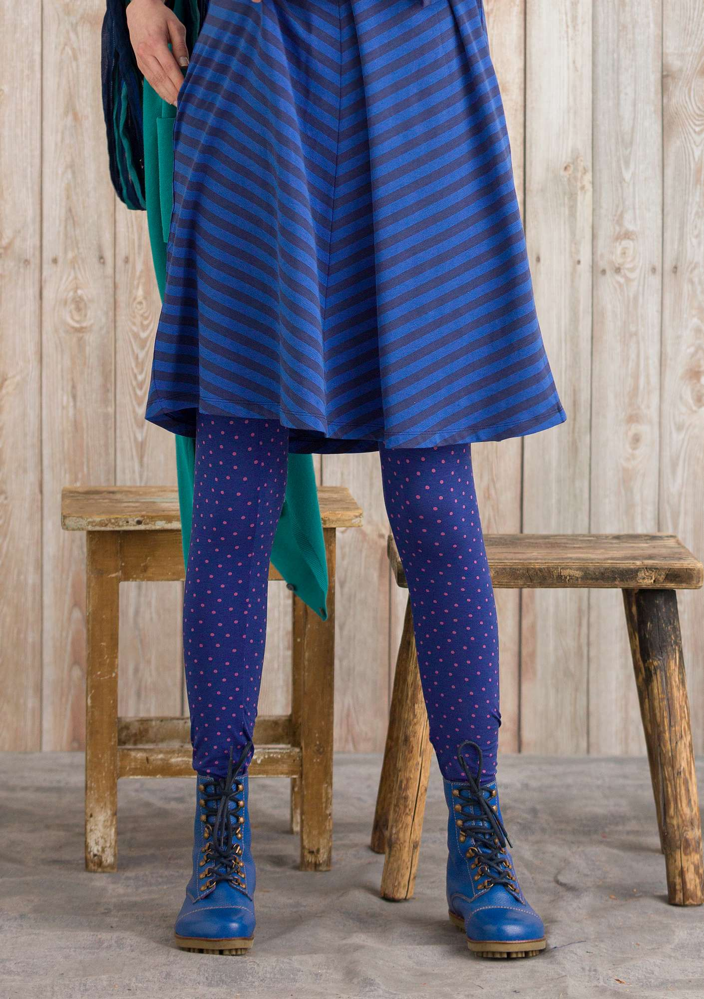 Leggings Pytte lupin/patterned
