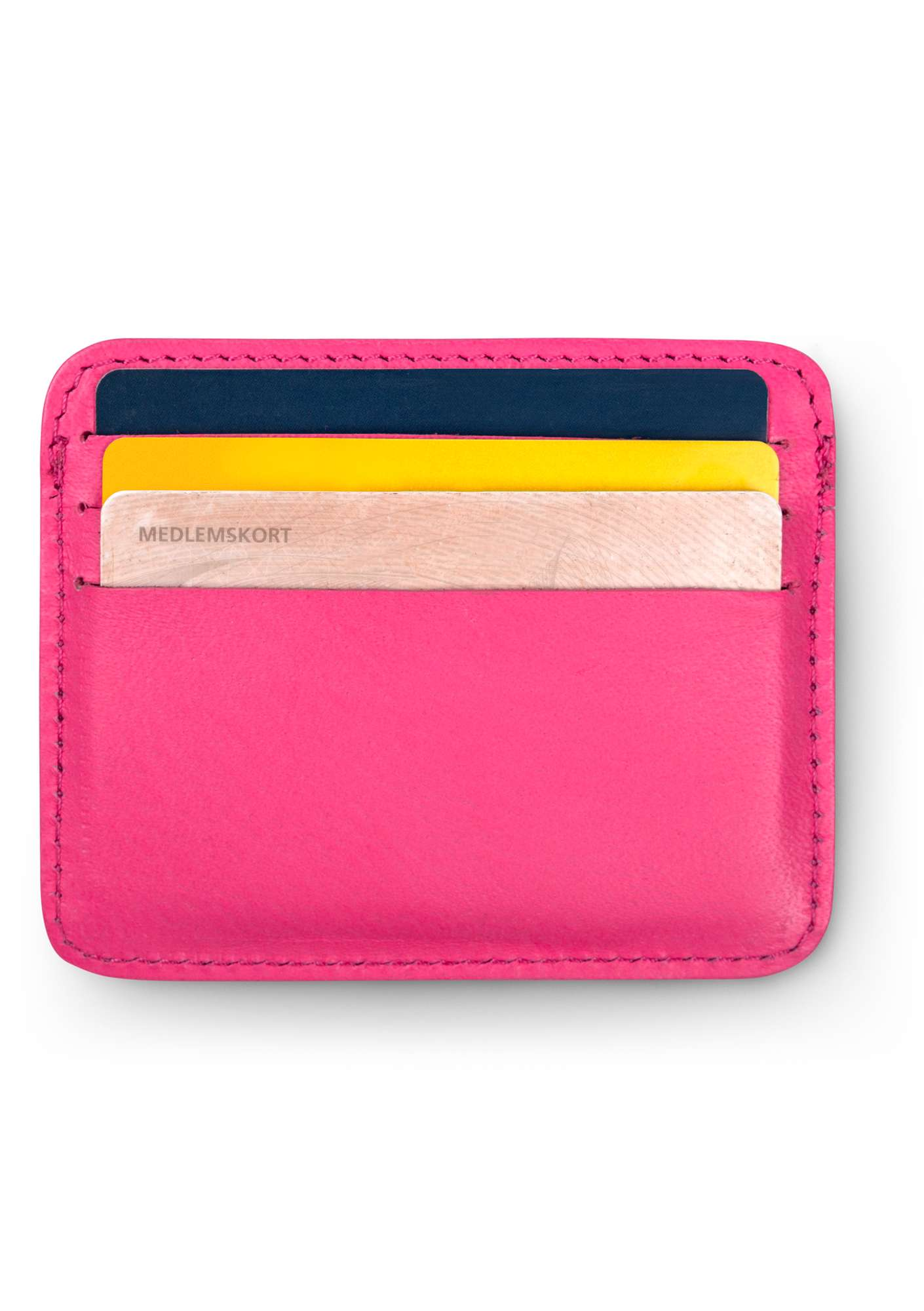 Leather card holder flox