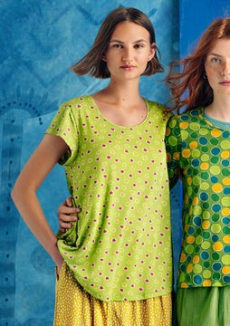 Shirt Himmel kiwi/patterned
