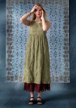 Kalyani dress light sage