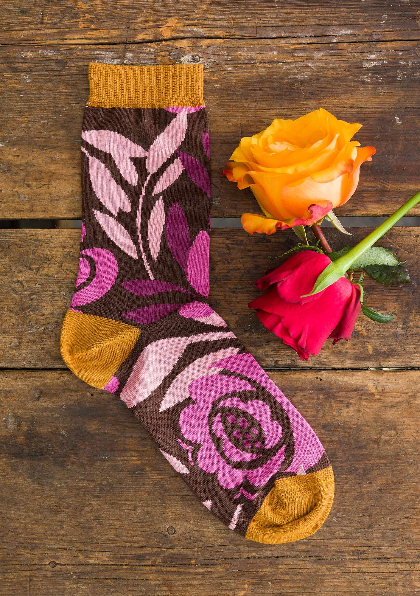 Chaussettes Roza mullberry
