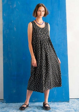 Himmel dress black/patterned