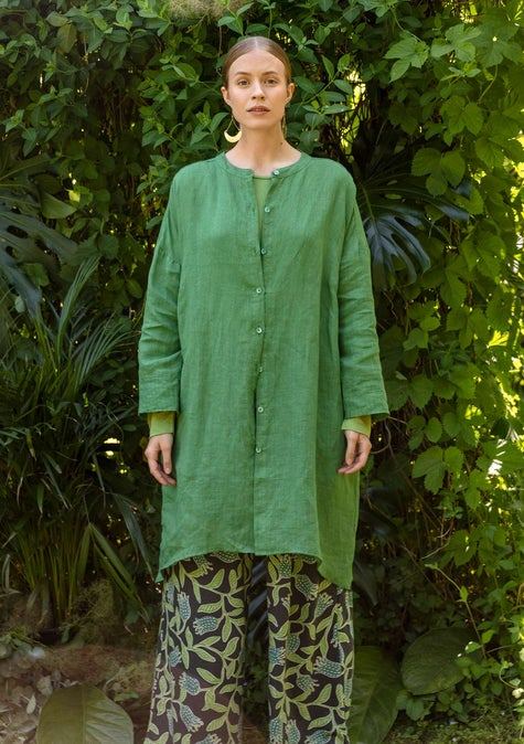 Shirtdress coriander