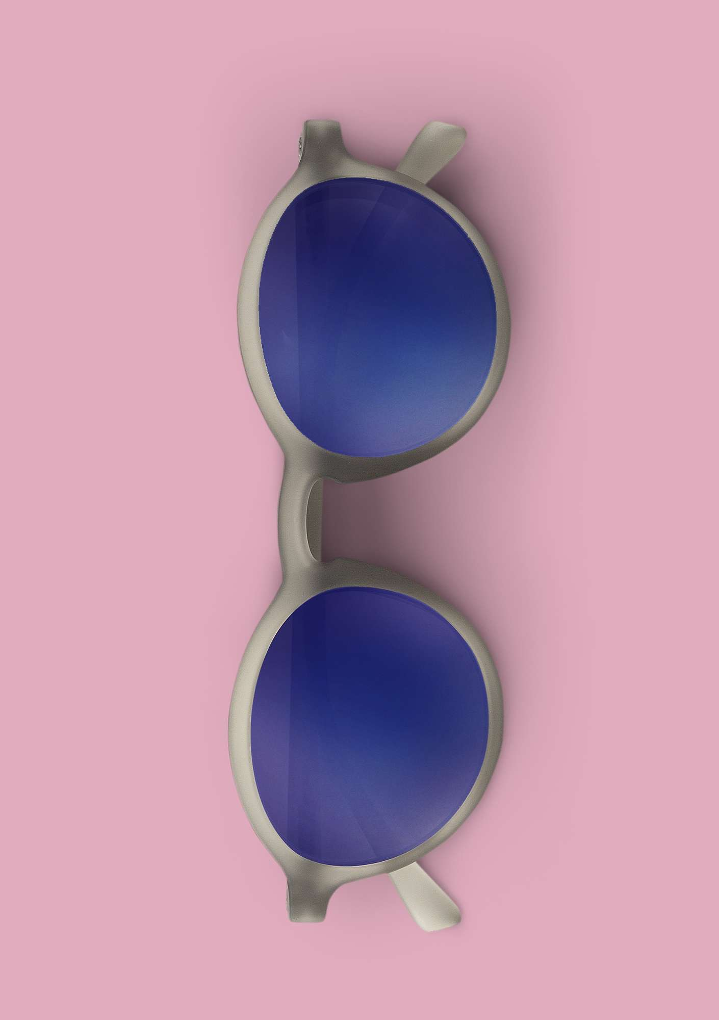 """Capri"" sunglasses gray"