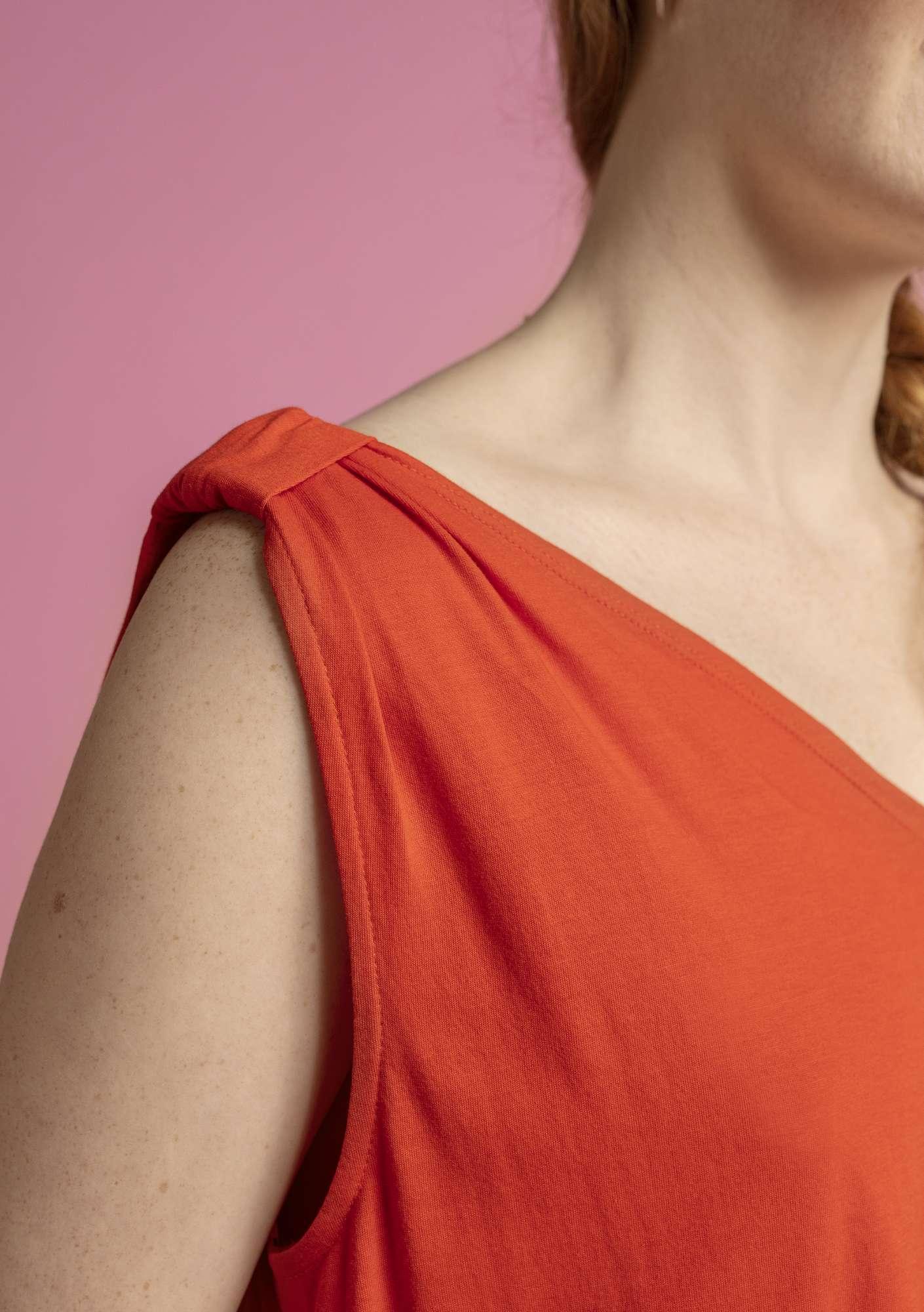 08f20e88a32 Capri organic cotton jersey dress | Gudrun Sjödén
