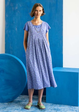 Himmel dress midnight blue/patterned