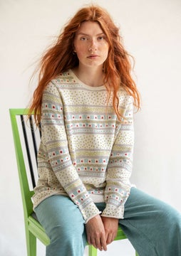 FAVOURITE sweater Rita multicoloured/patterned