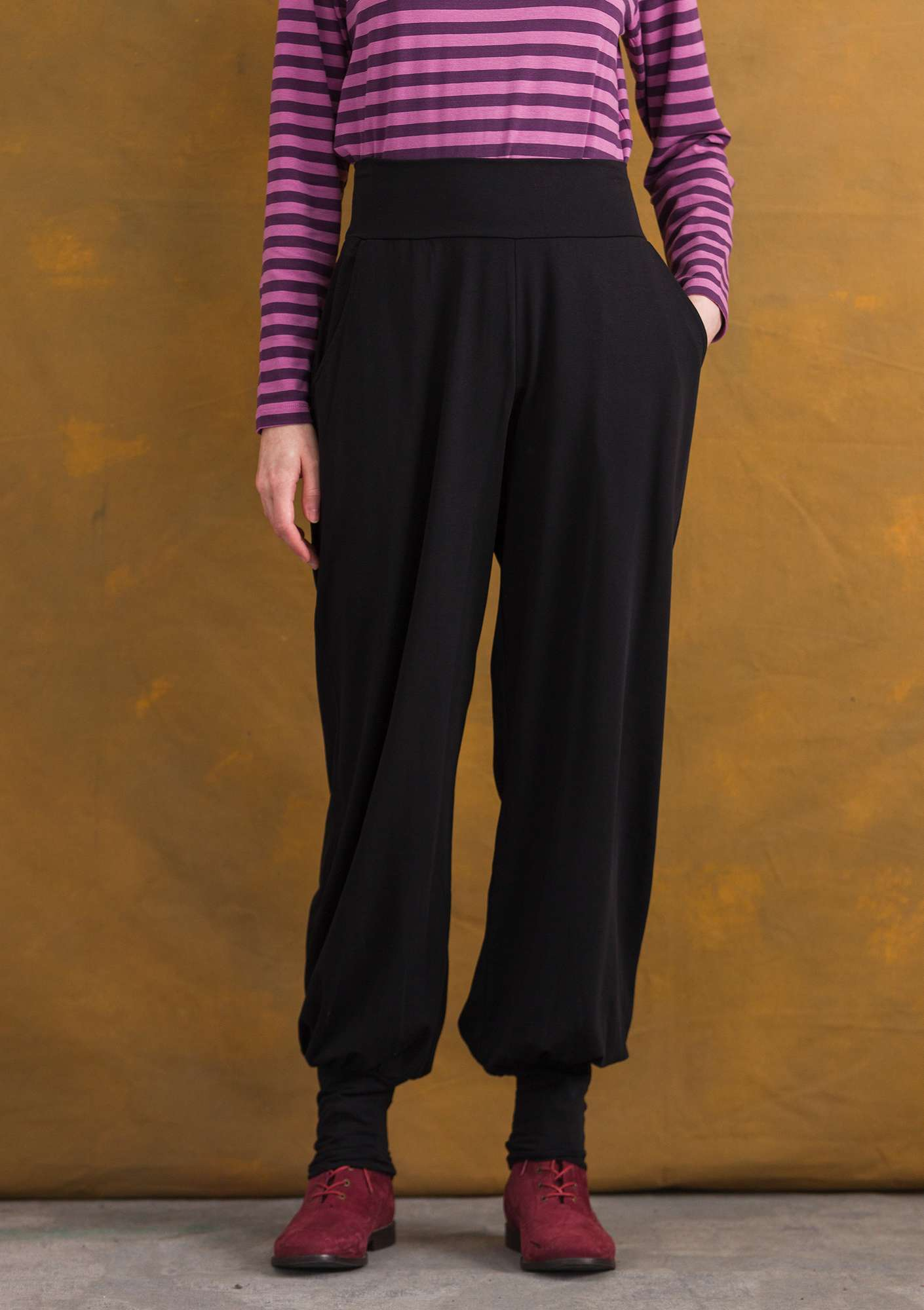 Pantalon Uni black