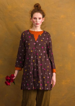 Pimpinella blouse mulberry/patterned