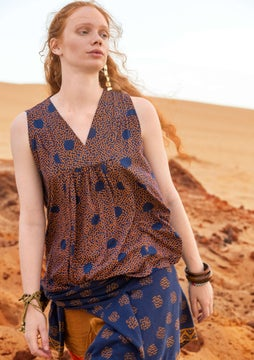 Topp Acacia midnight blue