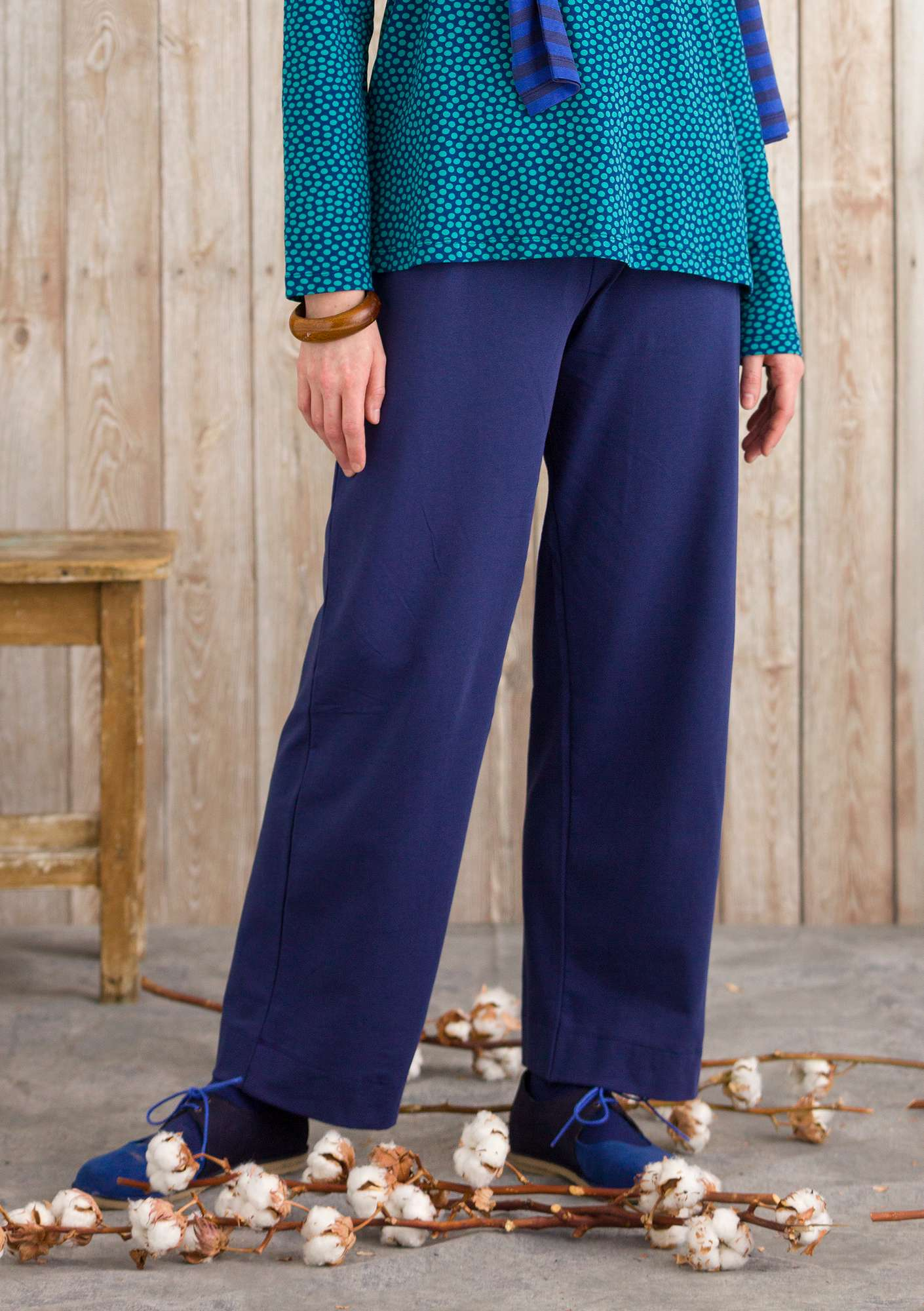 Pantalon Uni midnight blue