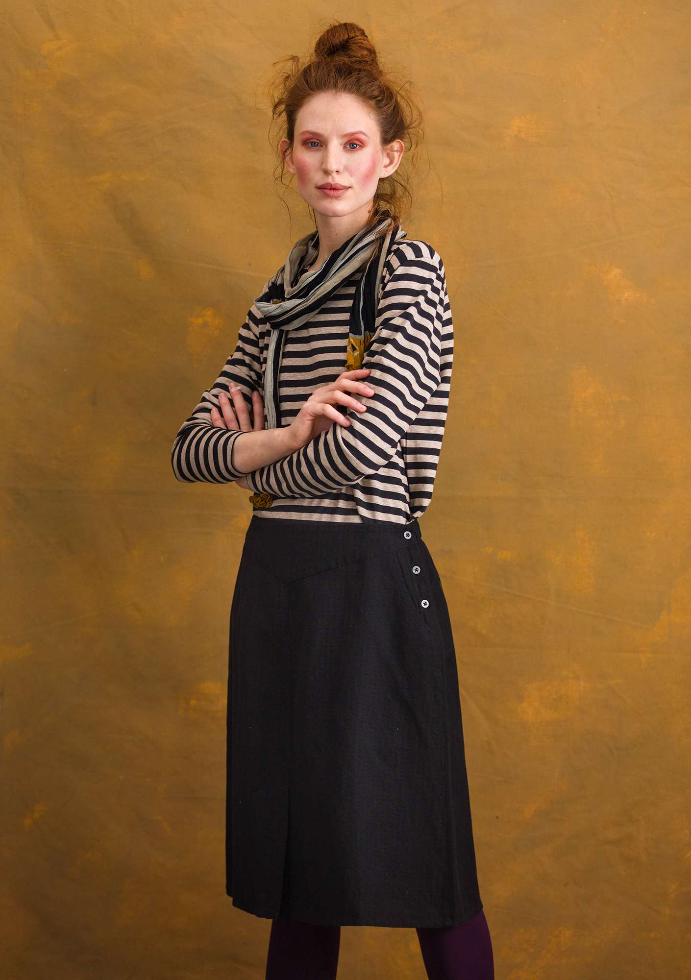 Lindblom skirt black