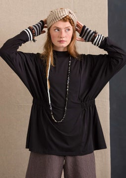 Effen top black