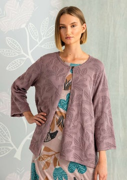 Savanna cardigan old rose