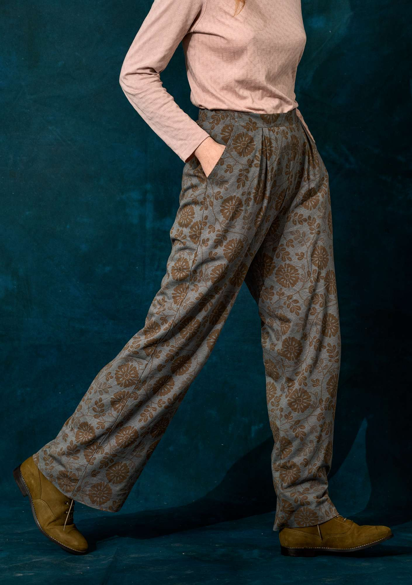 Piaf trousers graphite